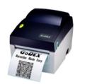 Принтер этикеток, штрих-кодов Godex DT 4 с отделителем