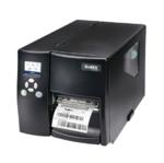 EZ-2250i, промышленный принтер (металлический корпус, литая несущая конструкция), 203 DPI, 7 ips,  цветной ЖК дисплей, и/ф RS232/USB/TCPIP+USB HOST, (дюймовая втулка риббона)